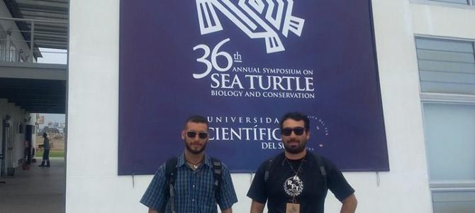 36th Annual Sea Turtle Symposium in Peru