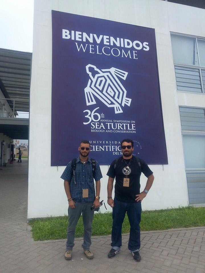 36th Annual Sea Turtle Symposium in Peru