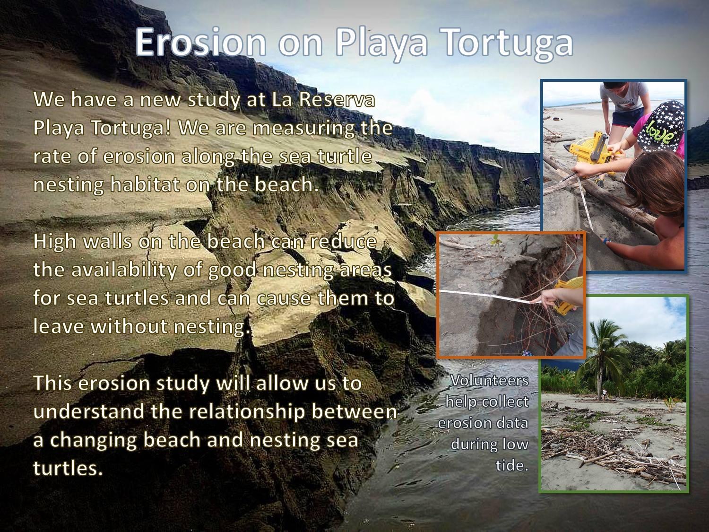 New Sand Erosion Study