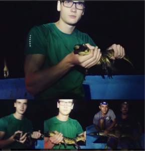 Barry & Caimans