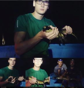 Barry & Caimans